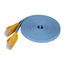 Best price UTP ethernet cat6 flat patch cord