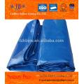 Tecido revestido pvc personalizado do encerado para a tampa do caminhão