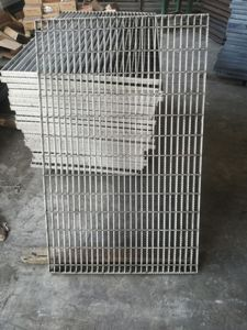 Stainless Steel Bar Grating2