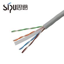 СИПУ высокое качество оптовая продажа кошка 6 электрическая LAN для сетевой лучшей цене кабель cat6 UTP кабель