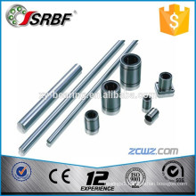 China linear square flange bearings supplier