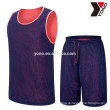 2017 hohe qualität besten preis basketball jersey plain basketball uniform jugend schuluniform kits