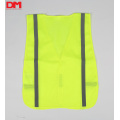 Non-ANSI Poncho Safety Vest with straps