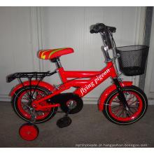 Bicicleta de BMX forte bicicleta de raios 10g de crianças (FP-KDB203)