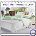 Bleached textile shuttle loom fabric