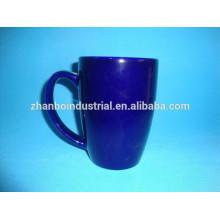 Solid color glazed Mug / Porcelain Coffee Tea Drink Gift mug