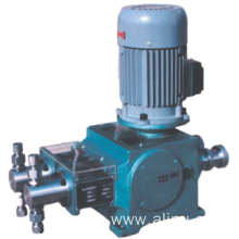 High Quality for Jzr Series Plunger Metering Pumps Plunger Metering Pump export to Georgia Factory