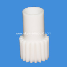 Plastic Injection PVC Wheel Gear Molding