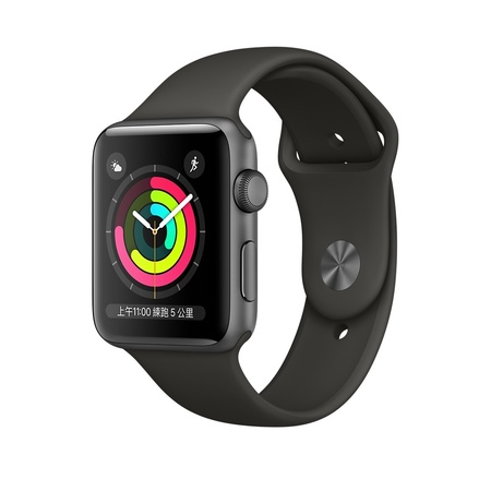 Apple Watch Series 3. | Women and Men's Smartwatch GPS Tracker Smart Electronics Sport Band Wearable Devices Bluetooth Watch Rated 4.9 /5 ba