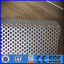 14.4mm Thick Perforated Metal Mesh