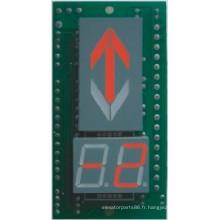 Pièces d'ascenseur, ascenseur pièces--indicateur parallèle CD228