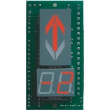 Piezas del elevador, levantar piezas--indicador paralelo CD228