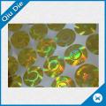Etiqueta rica del papel de la etiqueta del laser del color para el paquete / la ropa de alimento