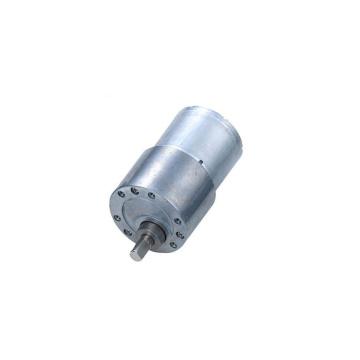 Torque elevado da CC 12V do motor da engrenagem (KM-37B528-211-1240)