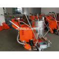 Portable Double Preheater Thermoplastic Road Marking Machine