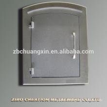 ADC-12 hochwertiger OEM-Gussaluminium Briefkasten