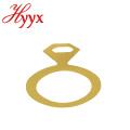 Высокое качество HYYX праздничный подарок Ремесленничества новогодний конфетти