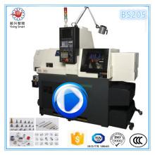 China Shangha Diámetro 20mm Mazak tipo suizo Torno CNC de metal con fresadora Combo