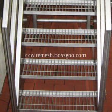 Serrated Steel Grating Used for Platform