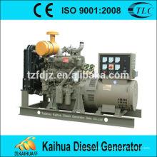 Générateur diesel de générateur de la Chine 50KW Weifang R4105ZD Type ouvert