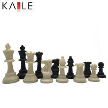 Jeu d'allumettes d'échecs de qualité supérieure