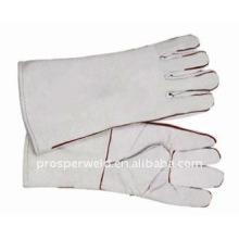 cow Split leather Welding gloves