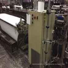 Подержанная 4 Color Picanol Omini Plus800 220cm Воздушный реактивный ткацкий станок