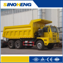 Caminhão Basculante Tipper para Área de Mineração