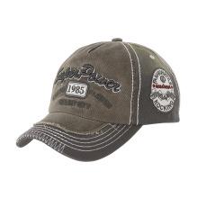Vintage Washed Cap with Logo Customized