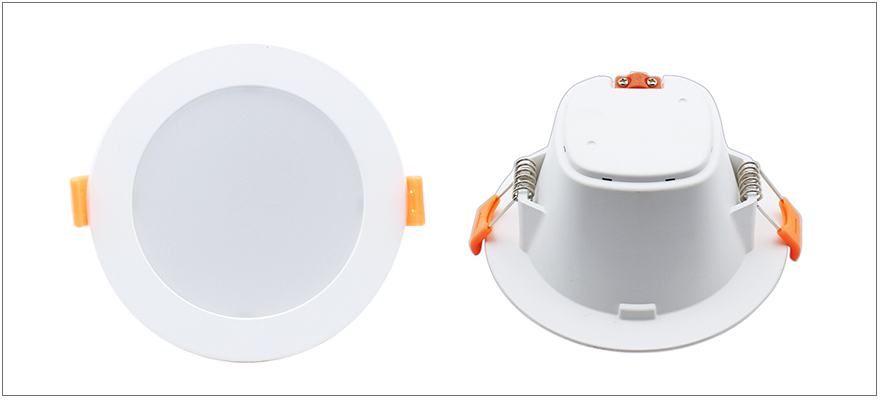 Microwave Sensor LED Downlight