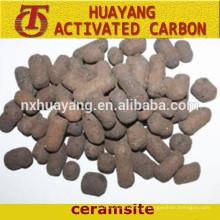 Ceramsite para venda, fabricante de material de filtro de areia de cerâmica