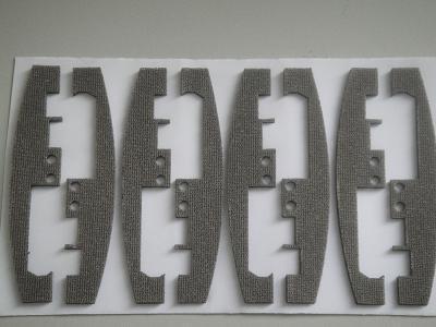 EMI-RFI shielding gaskets