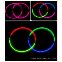 Einzelne Farbe 11 '' Glow Halskette (XLT5275)