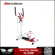 Magnetic Consumer Reports Elíptica Trainer com transmissão dupla