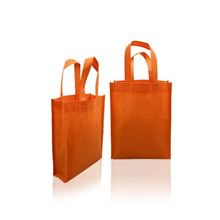 Bolso de compras no tejido lindo modificado para requisitos particulares