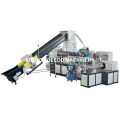 PP PE Flakes Recycling Recycling Plastic Granlator Machine