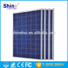 High Efficiency best price per watt solar panels 250w poly