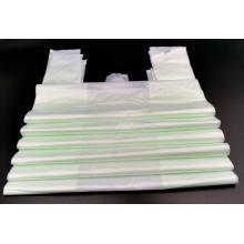 Almidón de maíz Biodegradable Compras Comestibles Bolsas de plástico