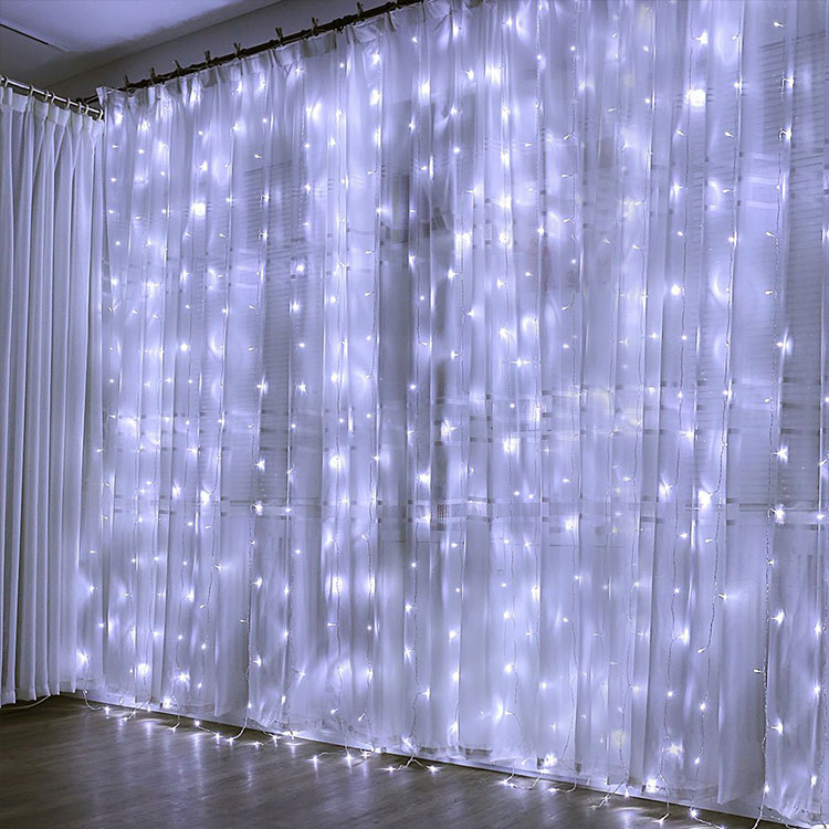 Wedding Curtain Light