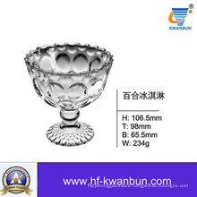 2016 Hot Sale Ice Cream Glass Bowl Good Price Glassware