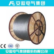 Zebra ACSR Conductor reforzado de acero de aluminio