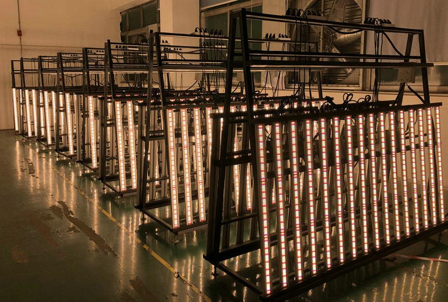 1000W LED Grow Light Productionline