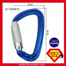 Novo mosquiteiro de alumínio Twist Lock com CE