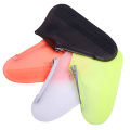 I-Silicone Waterproof Shoe Cover I-Reusable Non Slip Grip ine-Zipper