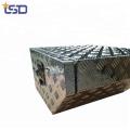 Caja de herramientas de aluminio de la placa de control del remolque del camión Caja de herramientas de aluminio de la placa de control del remolque