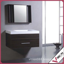 Mirrored Cabinets Type and Modern Style bathroom vanities modern