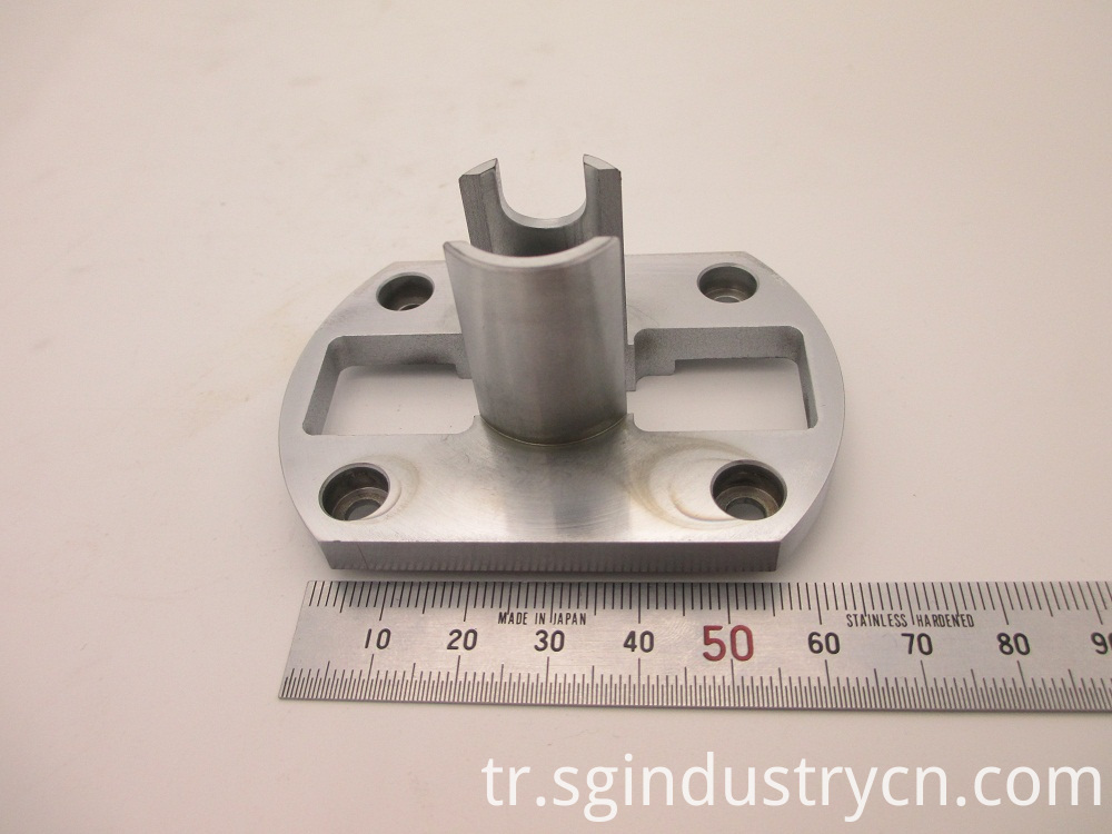 Fishery Industry Cnc Machining Parts