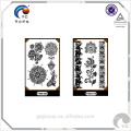 Elegent Lace Design Tattoo Sticker,Bride Decoration ,Sexy and Fashion