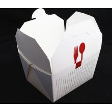 ЭКО-Китайская лапша на вынос Бумажная Коробка
