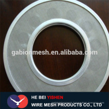 Good quality SS filter disc/steel cutting disc/sintered filter disc Chinese factory